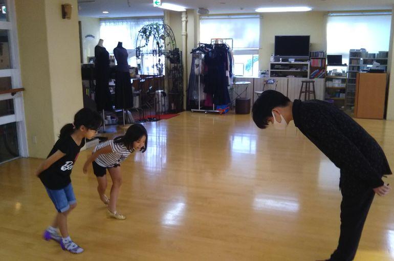 ダンス ブログ 社交